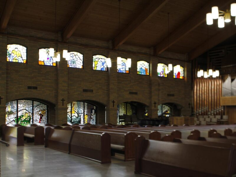 Liturgical Architecture - Beaumont, Texas